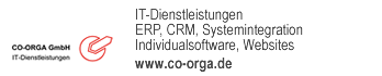 IT-Dienstelistungen ERP, CRM, Systemintegration Individualsoftware, Websites